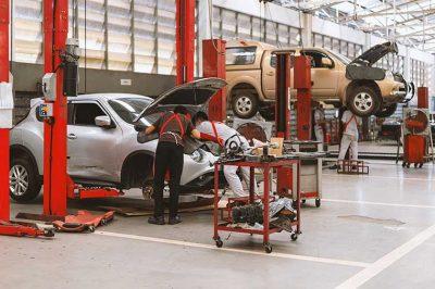Auto repair shop, Garage insurance
